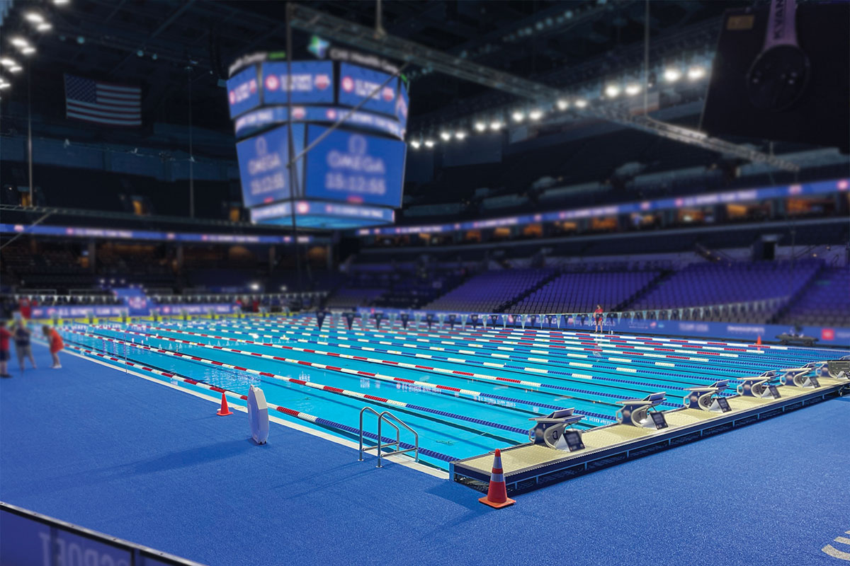 Pulsar at USA Swim Trials